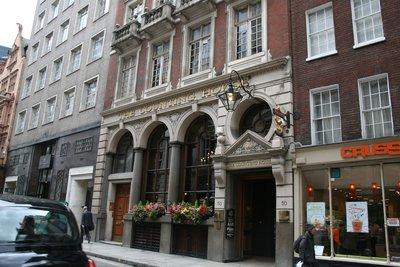 Dickens' Walk London 021