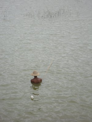 Deep water fishing