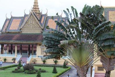 The Royal Banquet Hall