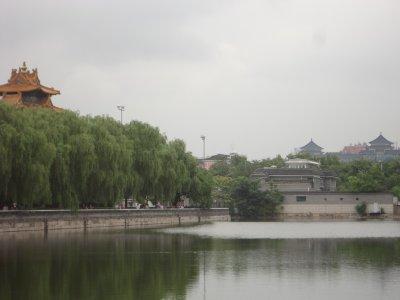 A vast moat surrounds the City