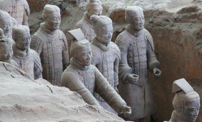More warriors await their General