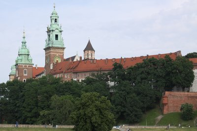 Wawel Hill - Castle and Cathedral