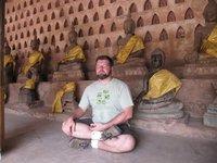 """meditating"""