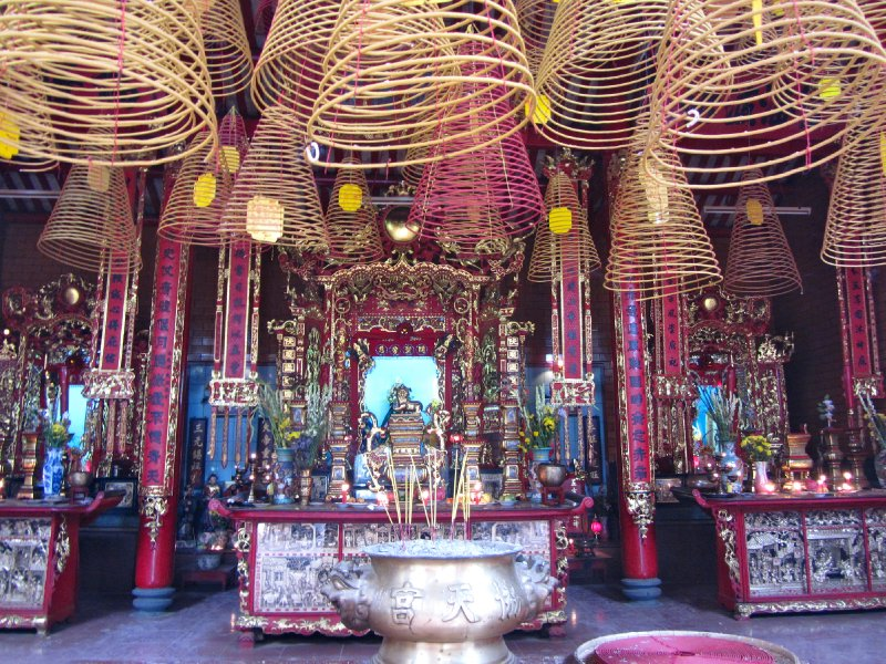 Cua Dong Temple, Can Tho