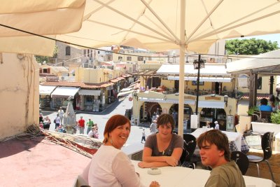 Old Rhodes Town