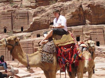 Camel Ride Petra