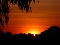 Sunset at Bungles