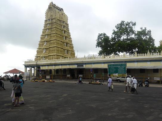 Chamundi Temple in Mysore