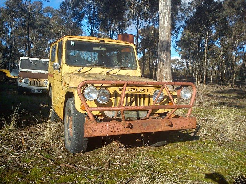 Jungle Jeep