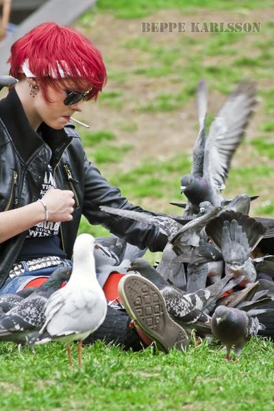 Birdiegirl