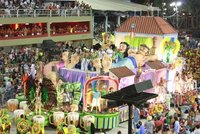 The Brazilian way, Sambadrome, Rio de Janeiro