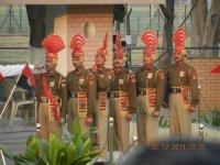 Wagah Border Ceremony