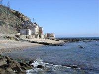 Tarifa - Ruins on the Med