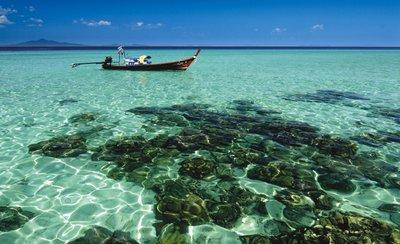 เกาะ พี พี ( Koh PhiPhi )