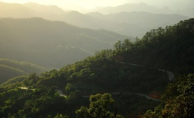 Pai Route, Chiang Mai
