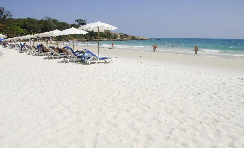 หาดทรายแก้ว (สัตหีบ - Had Sai Keaw )