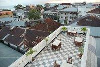 Rooftop restaurant in Stonetown