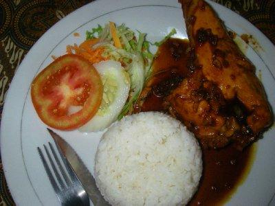 Java Chicken
