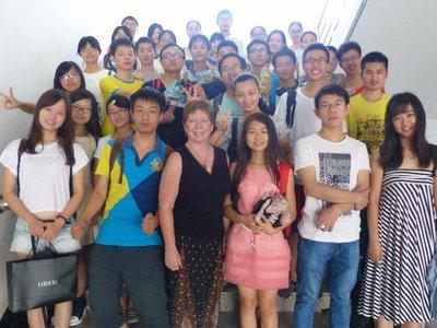 Class photo 2014