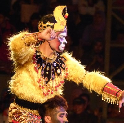 Lead Male Malaysian Dancer