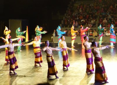 Philippine Dance Group