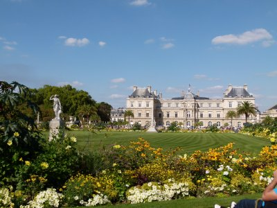 Jardin du Luxumburg