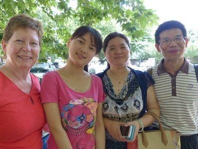 Meeting Joy's Parents