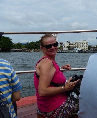Brenda's First Day in Bangkok