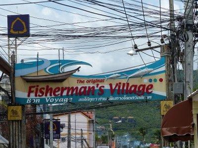 Old Fisherman's Village
