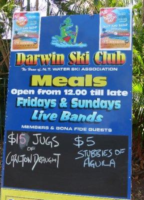 Darwin Ski Club
