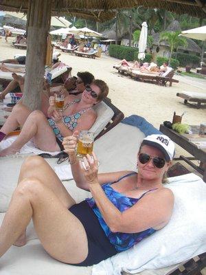 Relaxing in Nha Trang