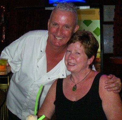 Patty and Patrick