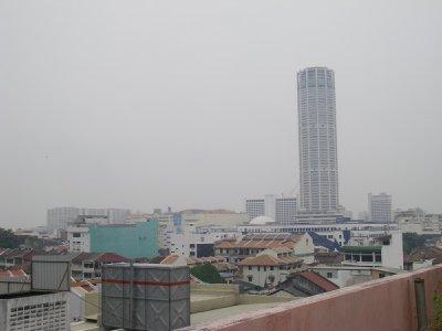 Smoky Skyline