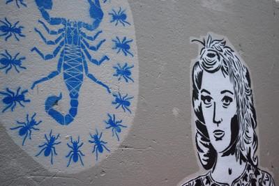 Street Art - not graffiti