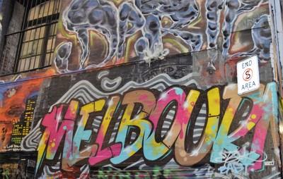 Street Art on Dosier Lane