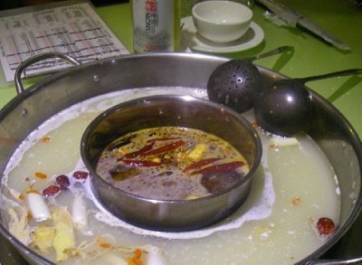 Hotpot with our TAs