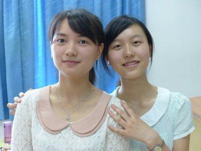 Joy and Wendy