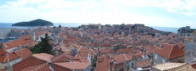 Roof tops of the Old City