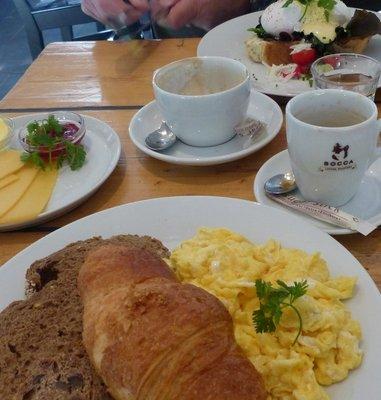 Breakfast at Valerius