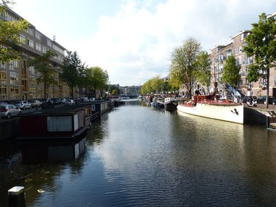 Canals, canals and more canals