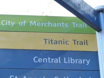 Titanic Trail Belfast