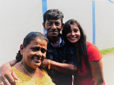 Mama, Papa and Sujani