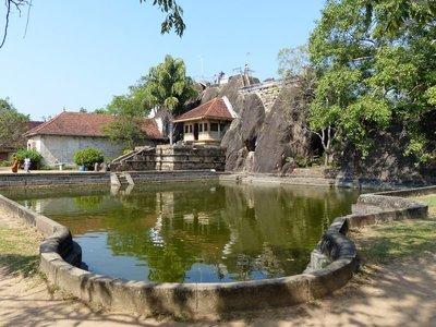 Isurumuni Rajamaha - Built in the 3rd Century by King Devanaplyatissa