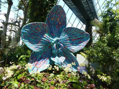 Large Ceramic Flower