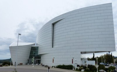 Museum of the North at the University of Alaska Fairbanks