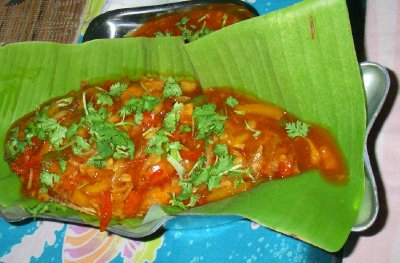 Sweet and Sour Tilapia - Frenchy's Treat