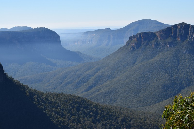 View - Echo Point