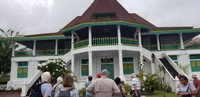 The Sultan of Tidore's Palace