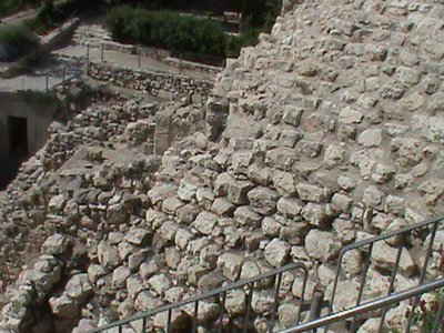 More City of David