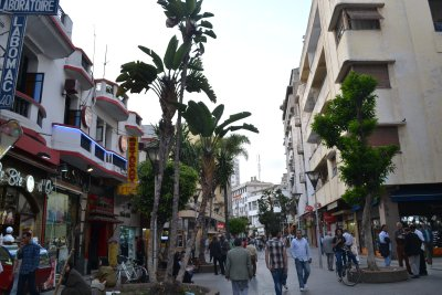 Casablanca - french colonial architecture